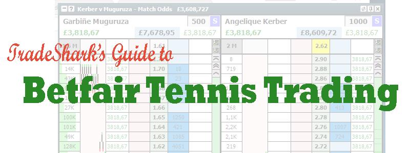 Best tennis trading system