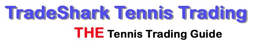 TradeShark Tennis Trading. THE Tennis trading guide